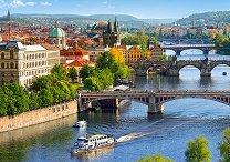 Мостовете над Вълтава в Прага -