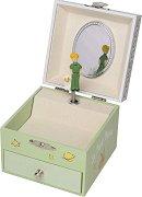 Музикална кутия - Малкият принц - Детски аксесоар с фосфоресциращи елементи - детски аксесоар
