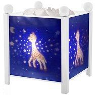 Магическа декоративна лампа - Жирафчето Софи -