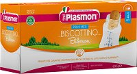 Plasmon - Бебешки бишкоти - Опаковка от 600 g за бебета над 4 месеца - пюре