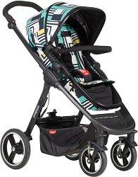 Комбинирана бебешка количка - Mod -