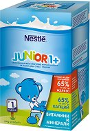 Висококачествена обогатена млечна напитка за малки деца - Nestle Junior 1+ - Опаковка от 2 x 350 g за след 1 година -