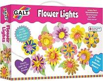 Направи си сама -  Лампички с цветя - Творчески комплект - творчески комплект