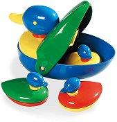 Семейство патета - Комплект играчки за баня -