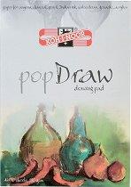 Скицник за акварел - Draw - Формат А4 или А3, 30 листа