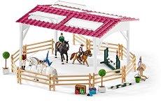 Училище за езда - играчка