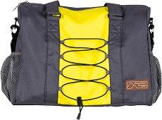 Чанта - Аксесоар за детска количка с подложка за преповиване -