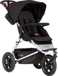 Комбинирана бебешка количка - Urban Jungle - С 3 колела -