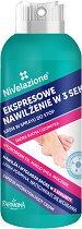 """Farmona Nivelazione Express Hydration Foot Cream - Хидратиращ спрей крем за крака с урея и масло от ший от серията """"Nivelazione"""" - сапун"""