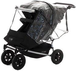 """Дъждобран - Аксесоар за детска количка за близнаци """"Duet"""" - продукт"""