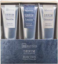 Подаръчен комплект - IDC Institute Denim - продукт