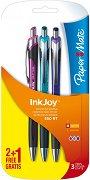 """Автоматична химикалка - 550 RT - Комплект от 3 броя от серията """"InkJoy"""""""
