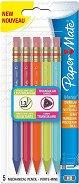 Автоматичен молив - Mates - Комплект от 5 броя