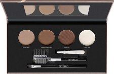 Artdeco Most Wanted Brows Palette - Комплект за оформяне на вежди -