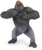 """Планинска горила - Фигура от серията """"Диви животни"""" - играчка"""