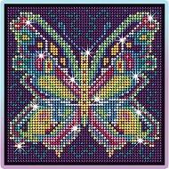 Декорирай сама с камъчета - Пеперуда - Творчески комплект - играчка