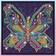 Декорирай сама с камъчета - Пеперуда - играчка