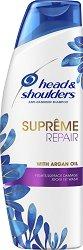 Head & Shoulders Supreme Repair Anti-Dandruff Shampoo - продукт