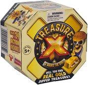 Treasure X - Комплект фигура изненада и аксесоари - играчка
