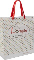 Торбичка за подарък - Lumpin - Размери 31 x 37 cm - творчески комплект