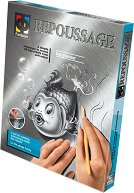 """Създай сам гравюра - Морски блясък - Творчески комплект от серията """"Repoussage"""" - творчески комплект"""