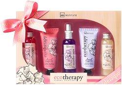 IDC Institute Eco Therapy Sweet Magnolia - Подаръчен комплект с козметика за тяло -