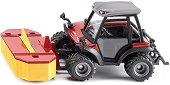 """Селскостопанска машина - Aebi TT 211 - Метална играчка от серията """"Super: Agriculture"""" -"""