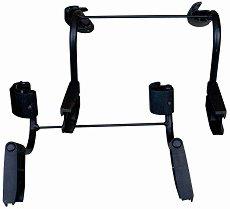 """Комплект адаптери за кошче за кола - Clip 31 - Допълнителни елементи за детски колички """"Duet"""" - продукт"""