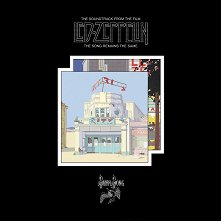 """Led Zeppelin - The Soundtrack from """"The Song Remains the Same"""" -"""