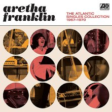 Aretha Franklin - The Atlantic Singles 1967 - 1970 - 2 CD - албум