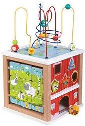 Дидактически куб - играчка