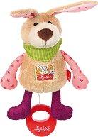 """Зайче - Плюшена музикална играчка за бебе от серията """"Bunny"""" -"""