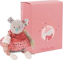 """Мишле - Мека играчка за бебе от серията """"Jolis pas Beaux"""" -"""