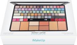 IDC Color iMakeUp Perfect Laptop - Палитра с гримове - продукт