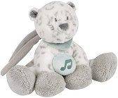 Леопард - Lea - Музикална играчка за количка или легло -