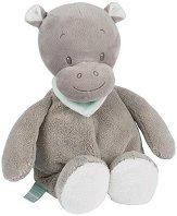 Хипопотамче - Hippolyte - Плюшена бебешка играчка -