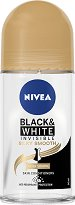 Nivea Invisible For Black & White Silky Smooth Anti-Perspirant Roll-On - ролон