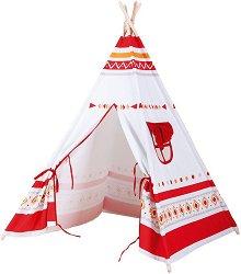 Детска палатка - Индианско типи - играчка