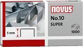 Телчета за телбод - №.10 - Комплект от 1000 броя