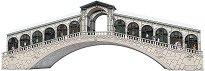 Мост Риалто - 3D пъзел -