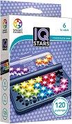 """Звезди - Детска логическа игра от серията """"IQ"""" -"""
