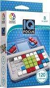 """Фокус - Детска логическа игра от серията """"IQ"""" -"""