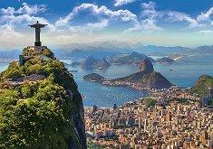 Рио де Жанейро, Бразилия - пъзел