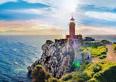 Фарът Мелагави, Гърция - пъзел