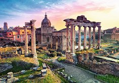 Римски форум - пъзел