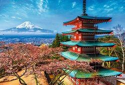 Планината Фуджи, Япония - пъзел