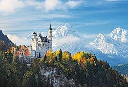 Баварски Алпи - пъзел