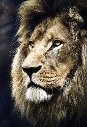 Портрет на Лъв -