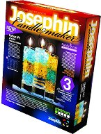 """Създай сам 3 декоративни свещи - Комплект 1 - Творчески комплект от серията """"Candlemaker"""" -"""