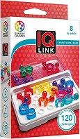 """Link - Детска логическа игра от серията """"IQ"""" -"""